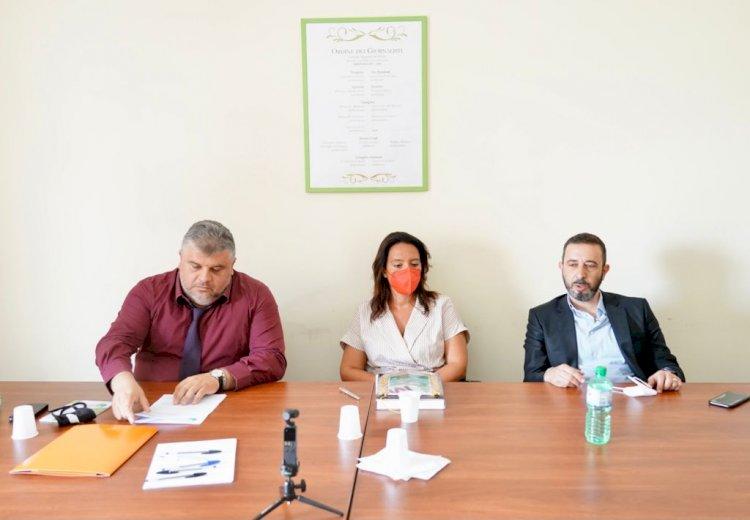 Firmato il protocollo d'intesa tra Odg Molise e Ordine Psicologi del Molise
