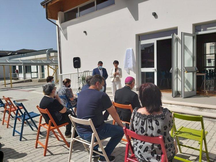 Intitolazione della palestra dell'IC San Giovanni Bosco a Silvia Pizzanelli