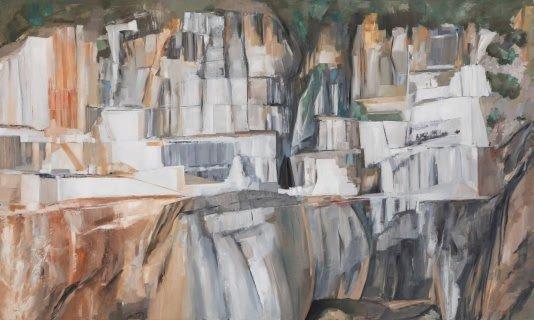 Omaggio alle Alpi Apuane. L'Arte di Tano Pisano a Forte dei Marmi