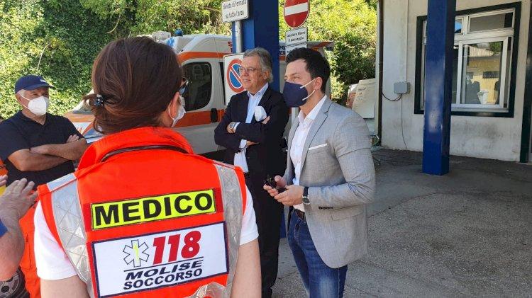 Pronto Soccorso Isernia e Agnone, M5S: «L'Asrem metta in campo soluzioni rapide»