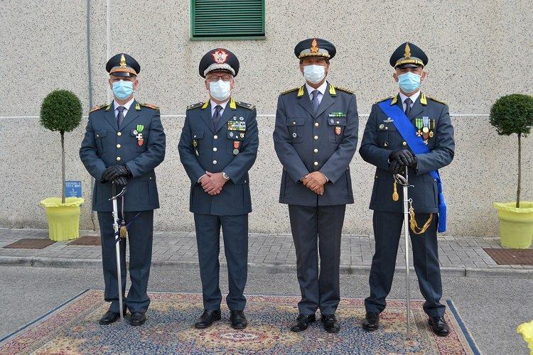 GUARDIA DI FINANZA: alla Tenenza di Venafro arriva il sottotenente Ivan Aizzi