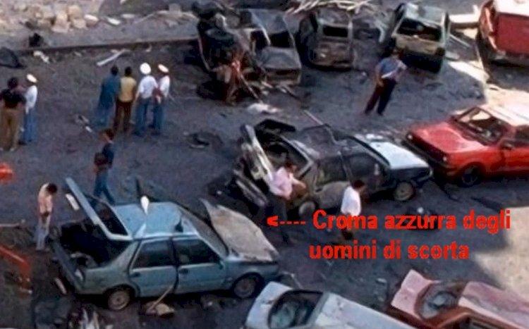 Agenda Rossa, strage di Stato e la morte di Paolo Borsellino