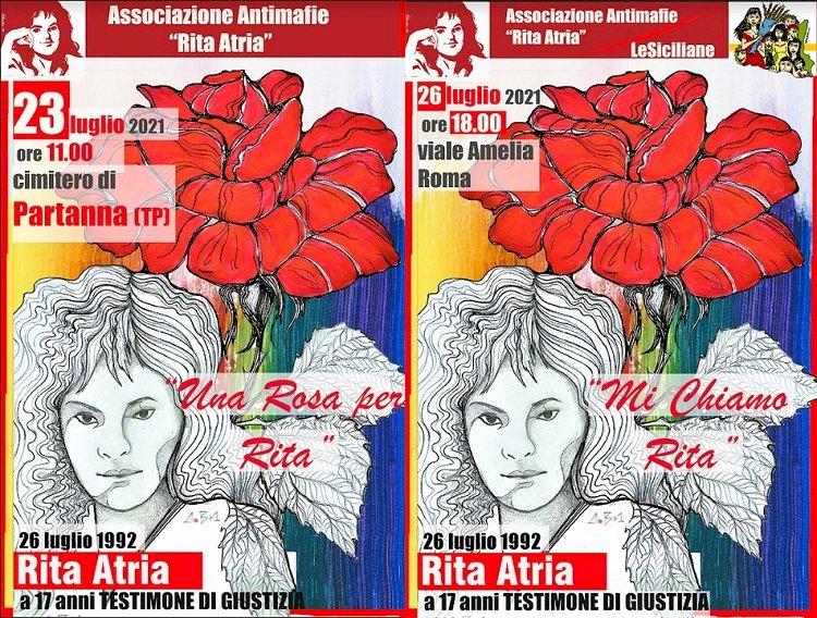In memoria di Rita Atria