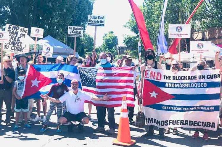 «Solidarietà con Cuba e la sua rivoluzione»