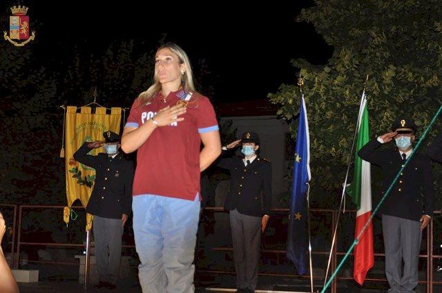 Cittadinanza onoraria di Rocchetta al Volturno (IS) a Maria Centracchio