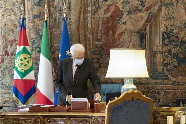 Il Presidente Mattarella ricorda Antonino Scopelliti nel 30° anniversario dell'uccisione