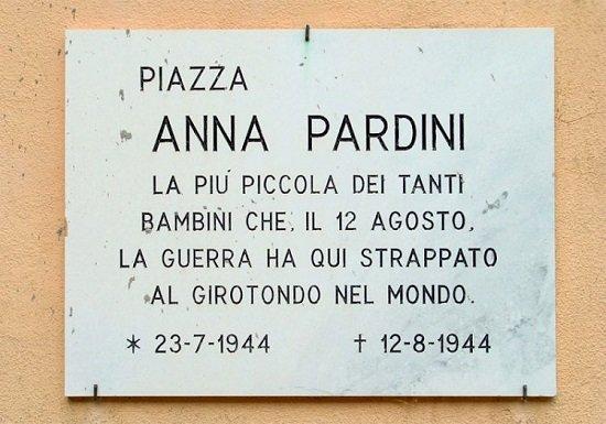 ECCIDIO nazifascista Sant'Anna di Stazzema