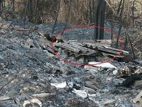 Assedio di fuoco, tra i rifiuti bruciati anche amianto?