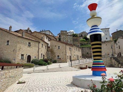 Castel del Giudice accoglie il volume «Voci dal Molise Francesco Jovine e Lina Pietravalle»