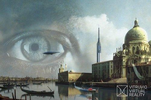 Venezia 3021, l'installazione della decima edizione di Art Night