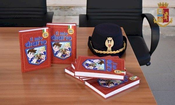 La Polizia di Stato entra nelle scuole con «il mio diario 2021-2022»