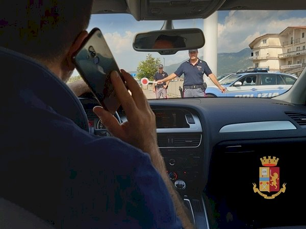 Campagna TISPOL «Focus on the road»