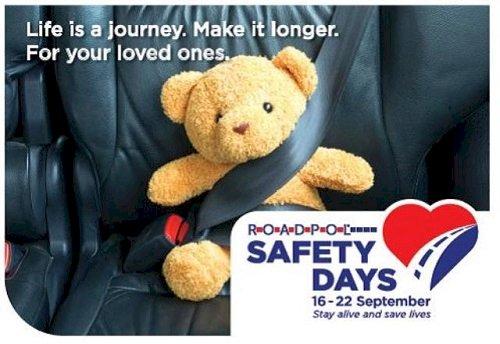 """Al via la campagna di sicurezza stradale """"Safety Days"""""""