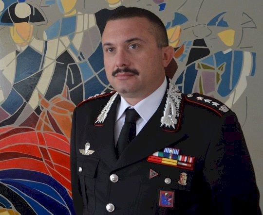 Il Tenente Colonnello Vincenzo Maresca è il nuovo Comandante provinciale dei carabinieri di Isernia